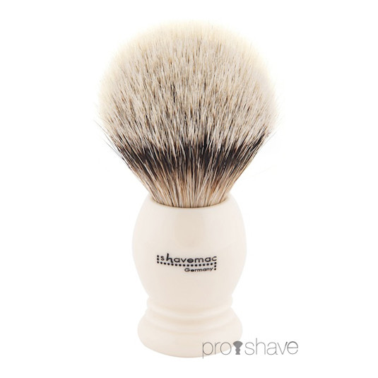 Image of   Shavemac Barberkost, Silvertip Badger, 23 mm