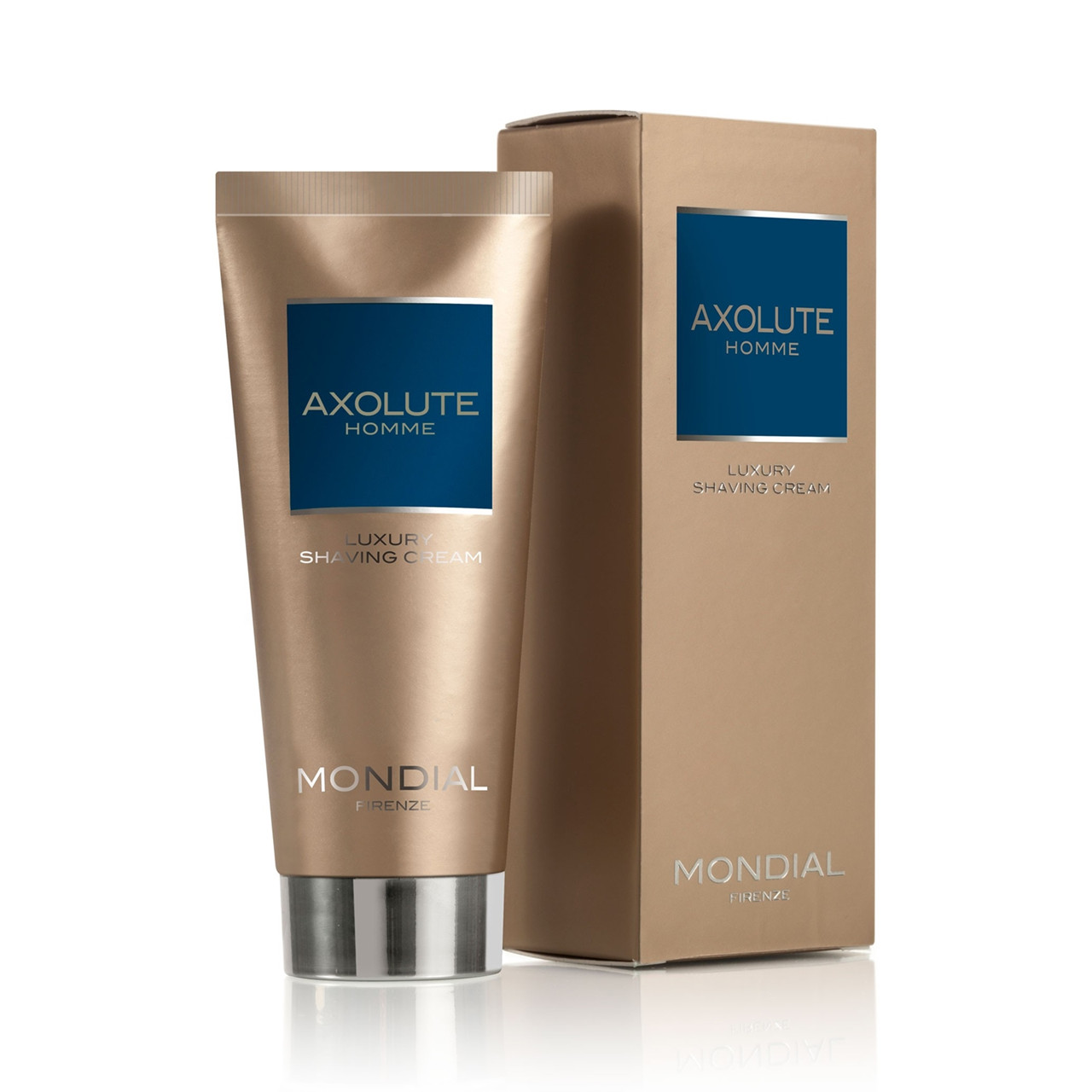 Image of   Mondial Axolute Homme Barbercreme på tube, 100 ml.