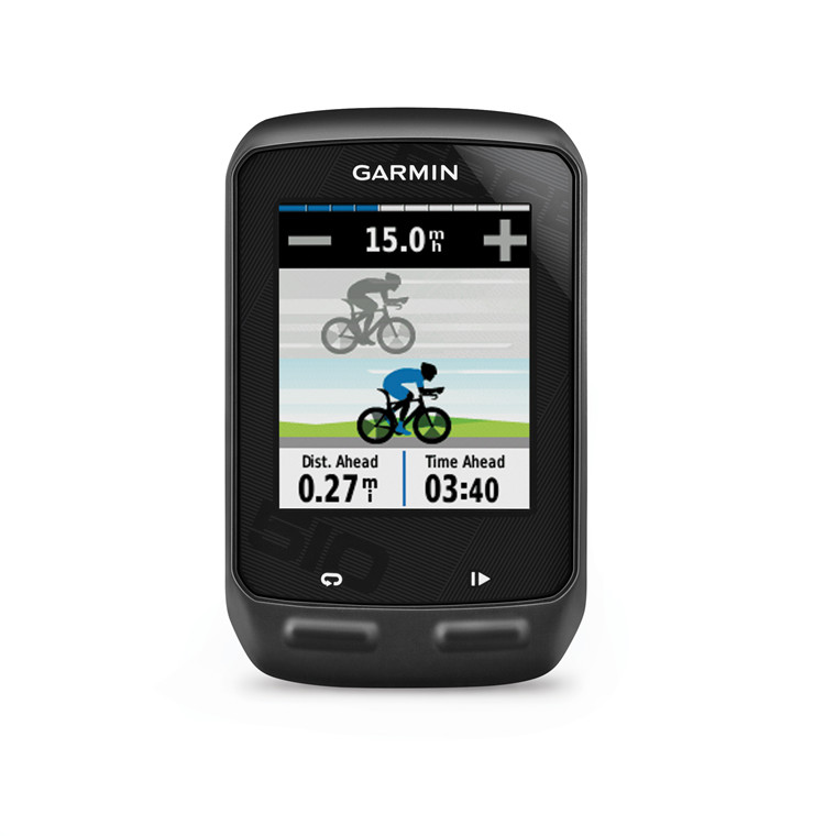 Garmin Edge 510 HR/CAD