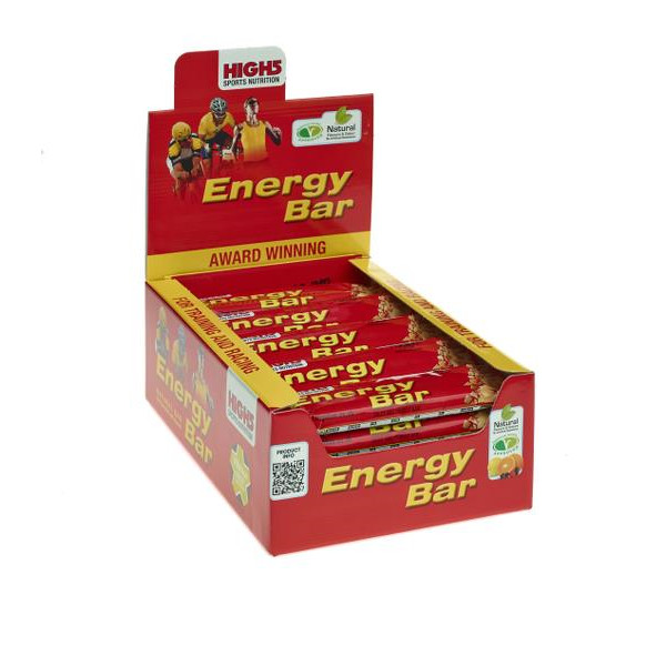 High5 EnergyBar - 20 stk