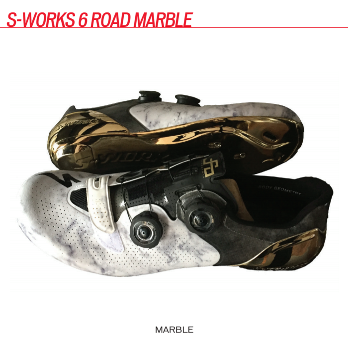 S-WORKS 6 Road Marble