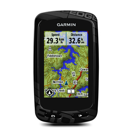 Garmin Edge 810 HR/CAD/NAV