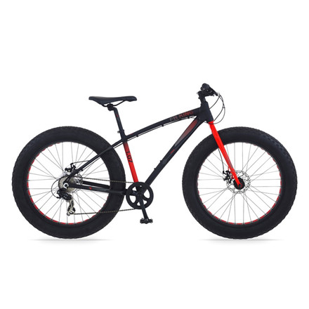 Kildemoes Intruder Fat Bike Dreng - 2016
