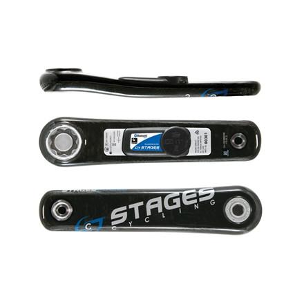 Stages Wattmåler - Carbon til FSA386 Evo