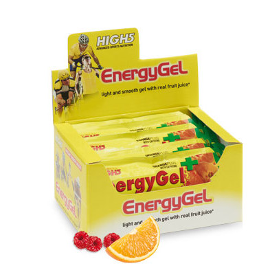 High 5 Energygel Plus