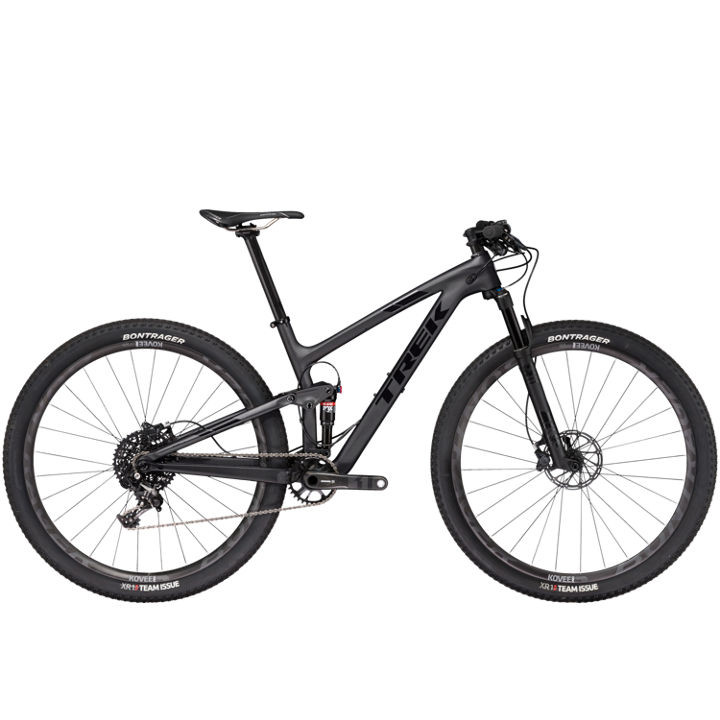 Trek Top Fuel 9.8 SL - 2017