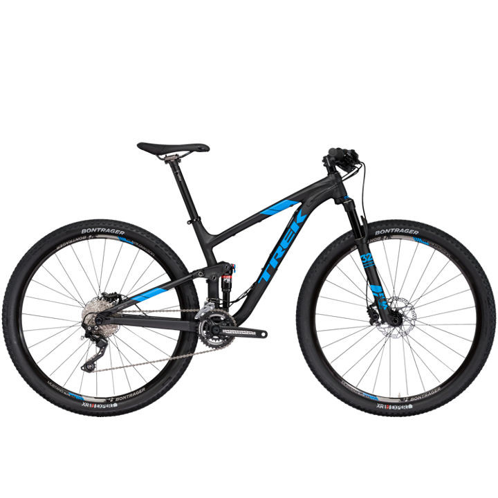 Trek Top Fuel 8 - 2017