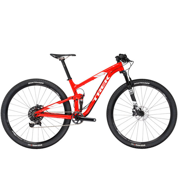 Trek Top Fuel 9 - 2017