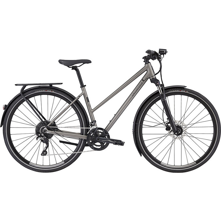 Specialized Crosstrail EQ Elite Dame - 2019