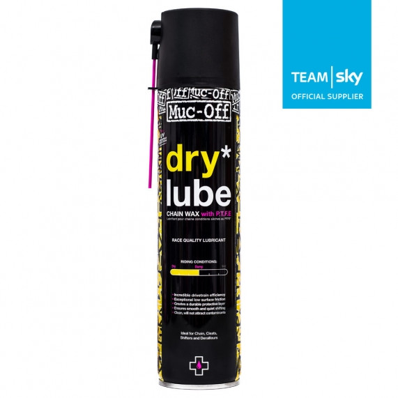 MUC-OFF Dry PTFE Chain Lube 400 ml