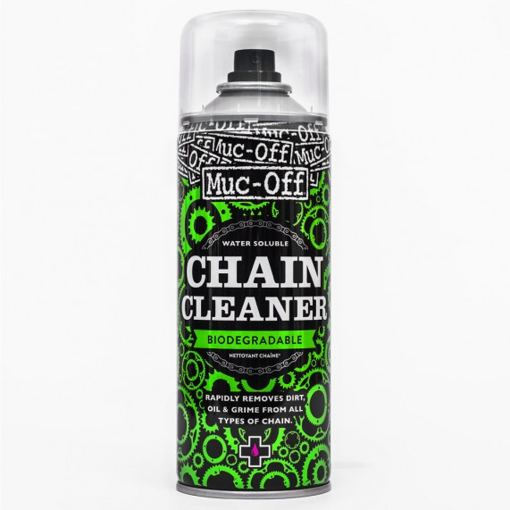 MUC-OFF Chain Cleaner 400 ml