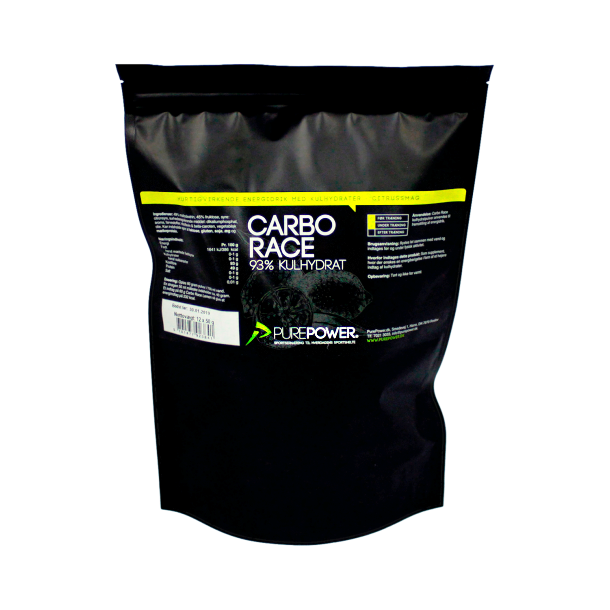 PurePower Carbo Race 12x50g