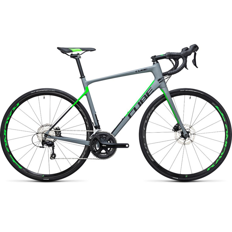 Cube Attain GTC Pro Disc - 2017