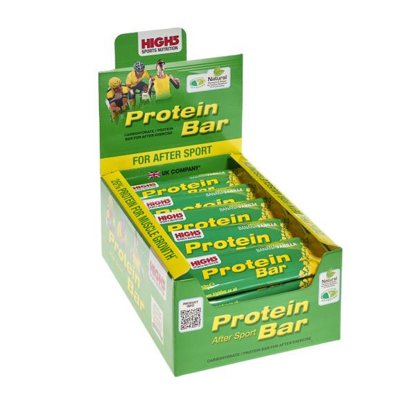 High 5 ProteinBar - 25 stk