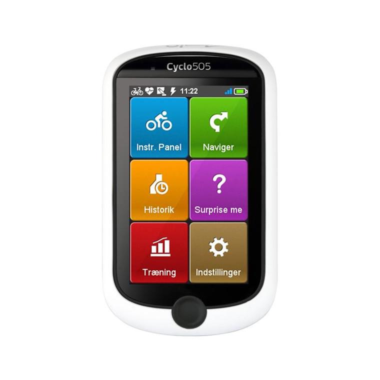 Mio Cyclo 505 HRM+CadanceW.EUR