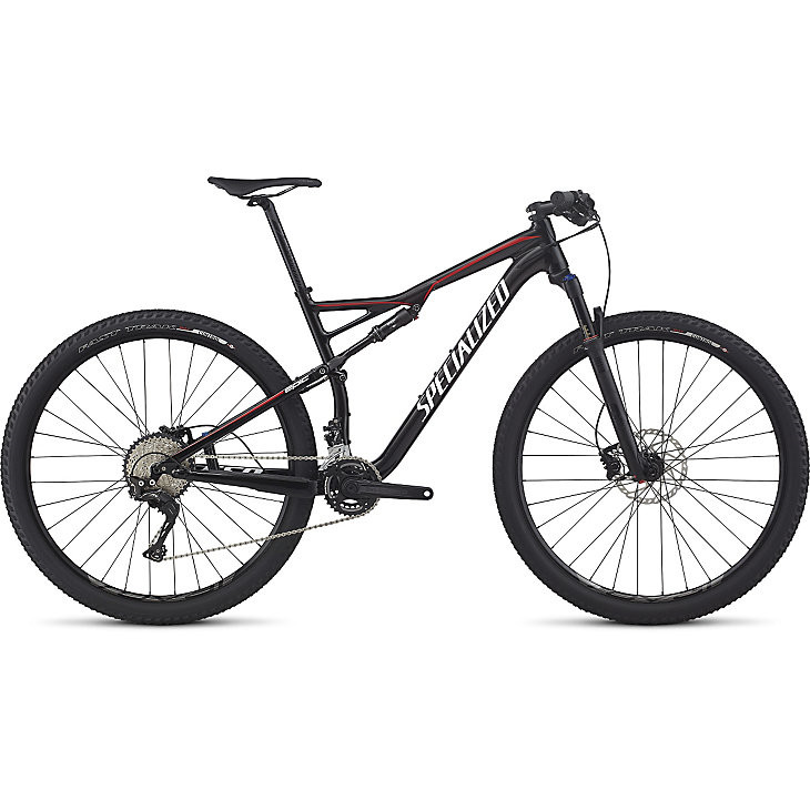 Specialized Epic FSR Comp - 2017