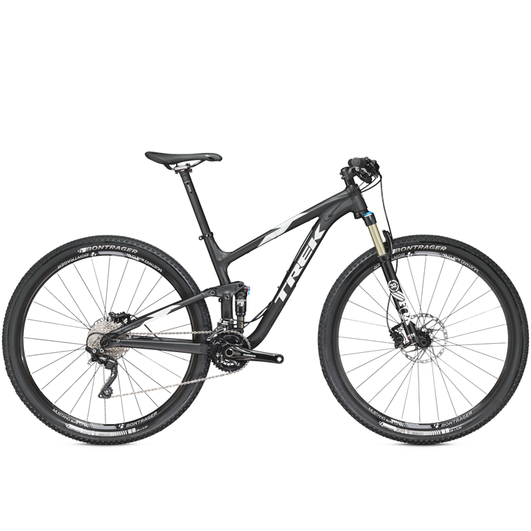 Trek Top Fuel 8 - 2016