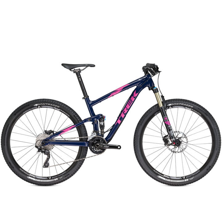 Trek Top Fuel 8 Women's - 2016