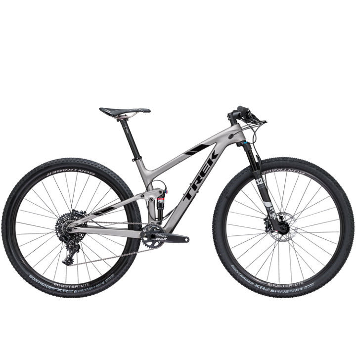 Trek Top Fuel 9,7 2018