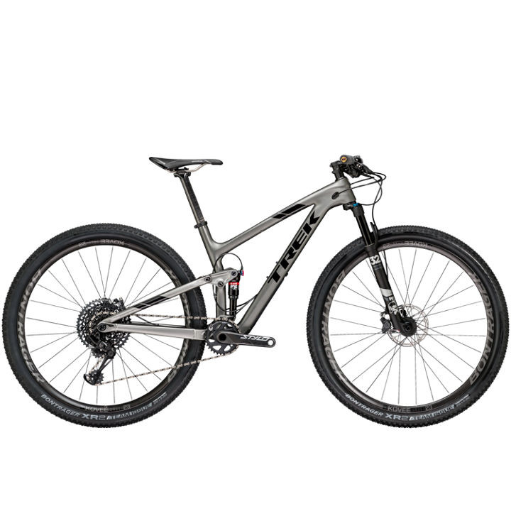 Trek Top Fuel 9,8 SL 2018