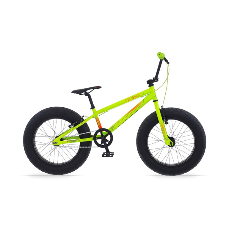 Kildemoes Intruder Fat Bike BMX Dreng - 2016