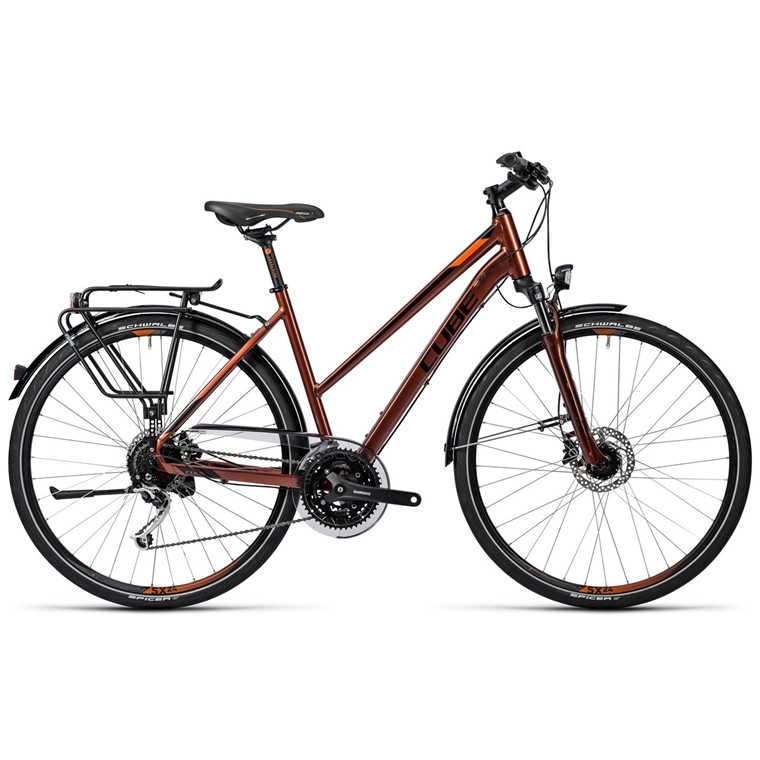 Cube Touring EXC Dame - 2016