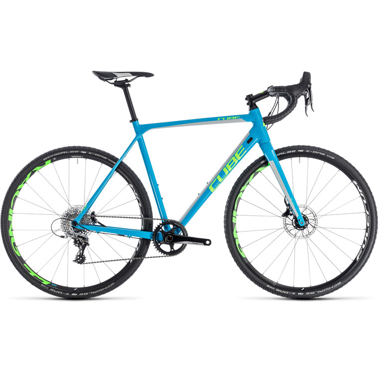 Cube Cross Race SL - 18
