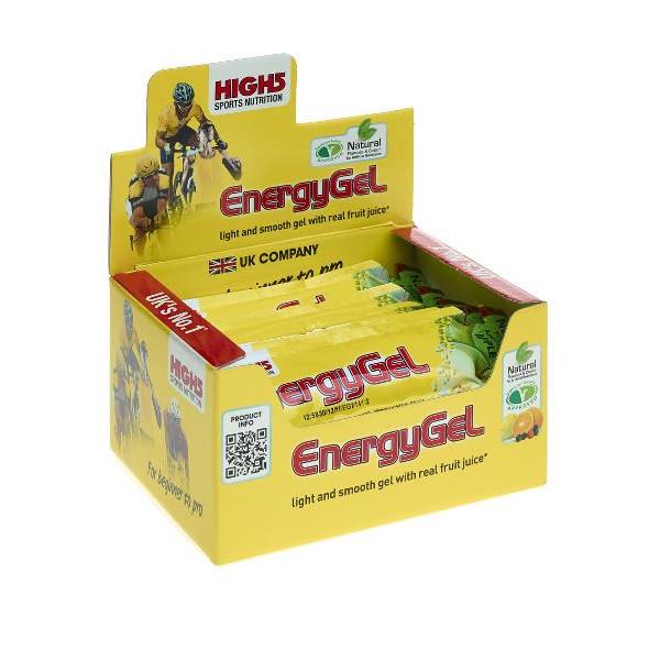 High5 EnergyGel - 20 stk   Energy gels
