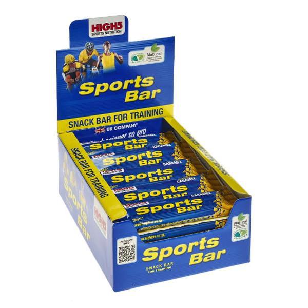 High5 SportsBar - 25 stk   Energibar