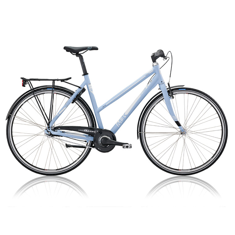 MBK Octane 7C Plus - Dame - Mat lyseblå - 2015