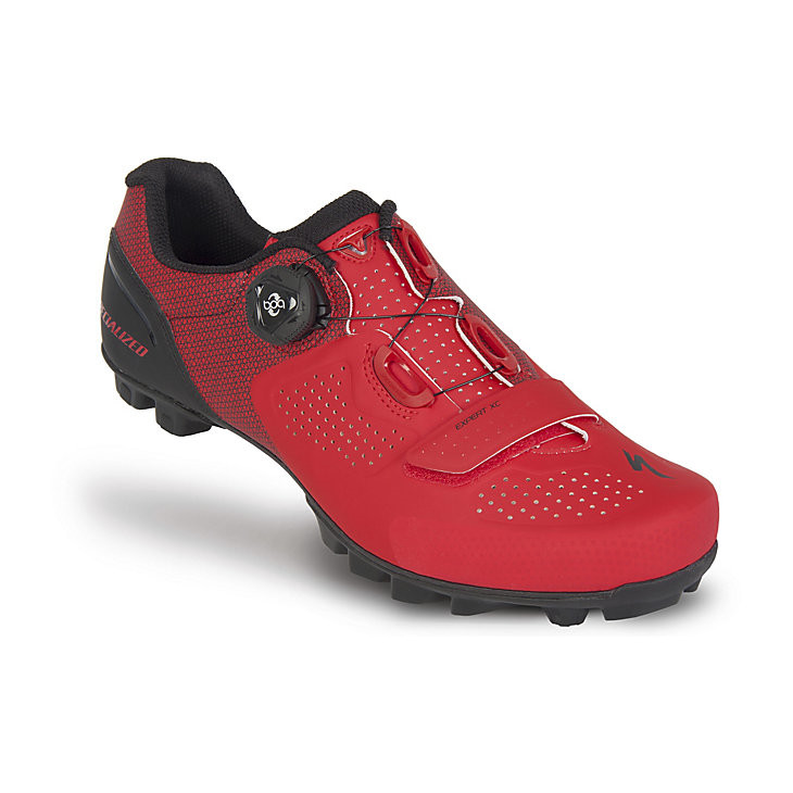 Specialized Expert XC MTB | Shoes and overlays