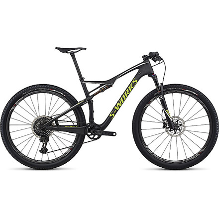 Specialized S-WORKS Epic FSR World Cup - 2017