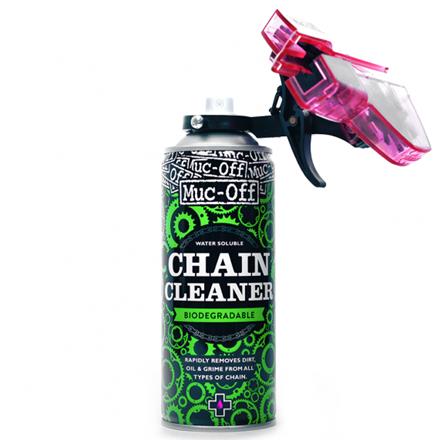 MUC-OFF Bio Chain Doc 400 ml