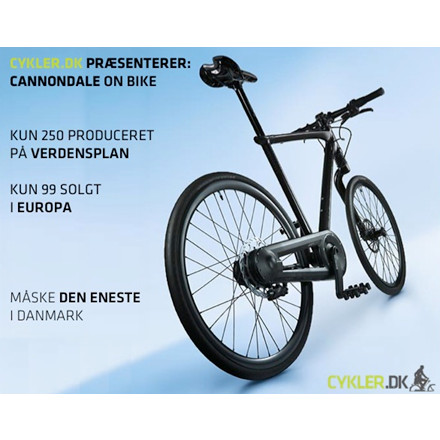 Cannondale ON BIKE