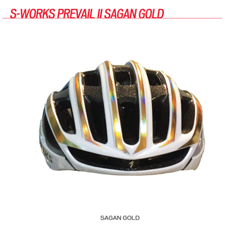 S-WORKS Prevail II - Sagan Gold
