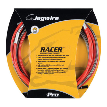 Jagwire - Racer Kabelsæt