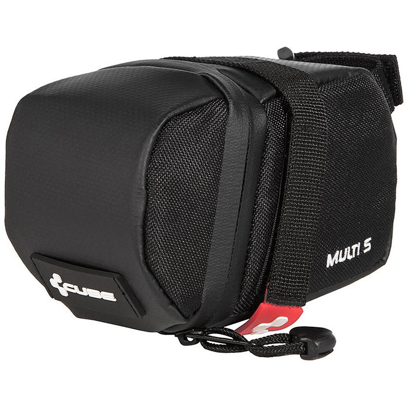 Image of   Cube Saddle Bag Multi