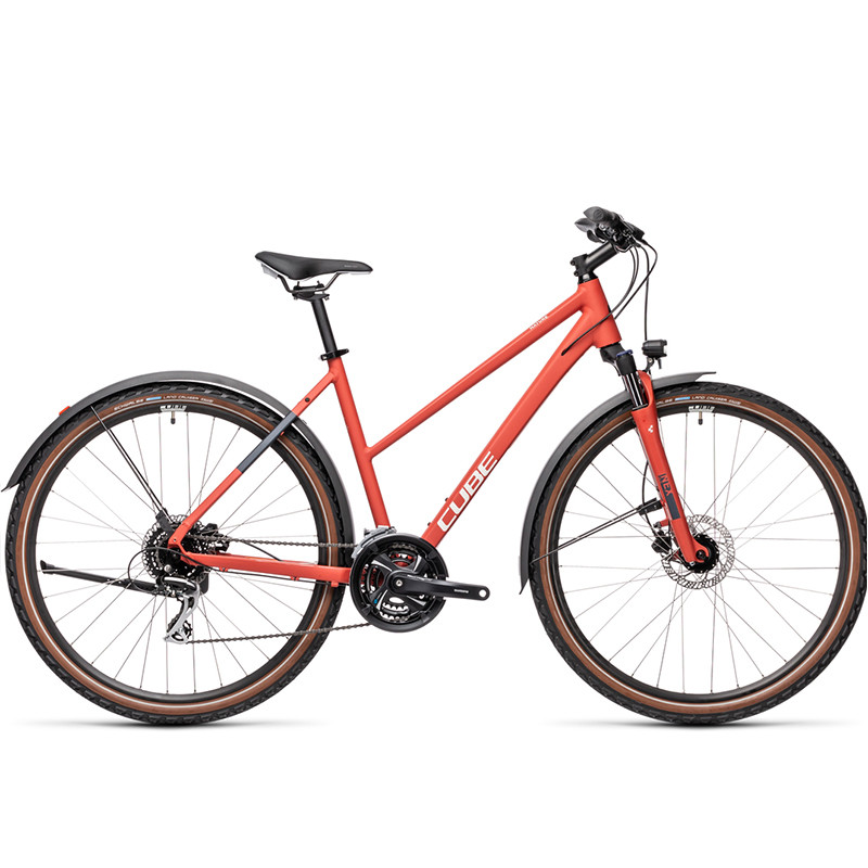Cube Nature Allroad Dame - 2021