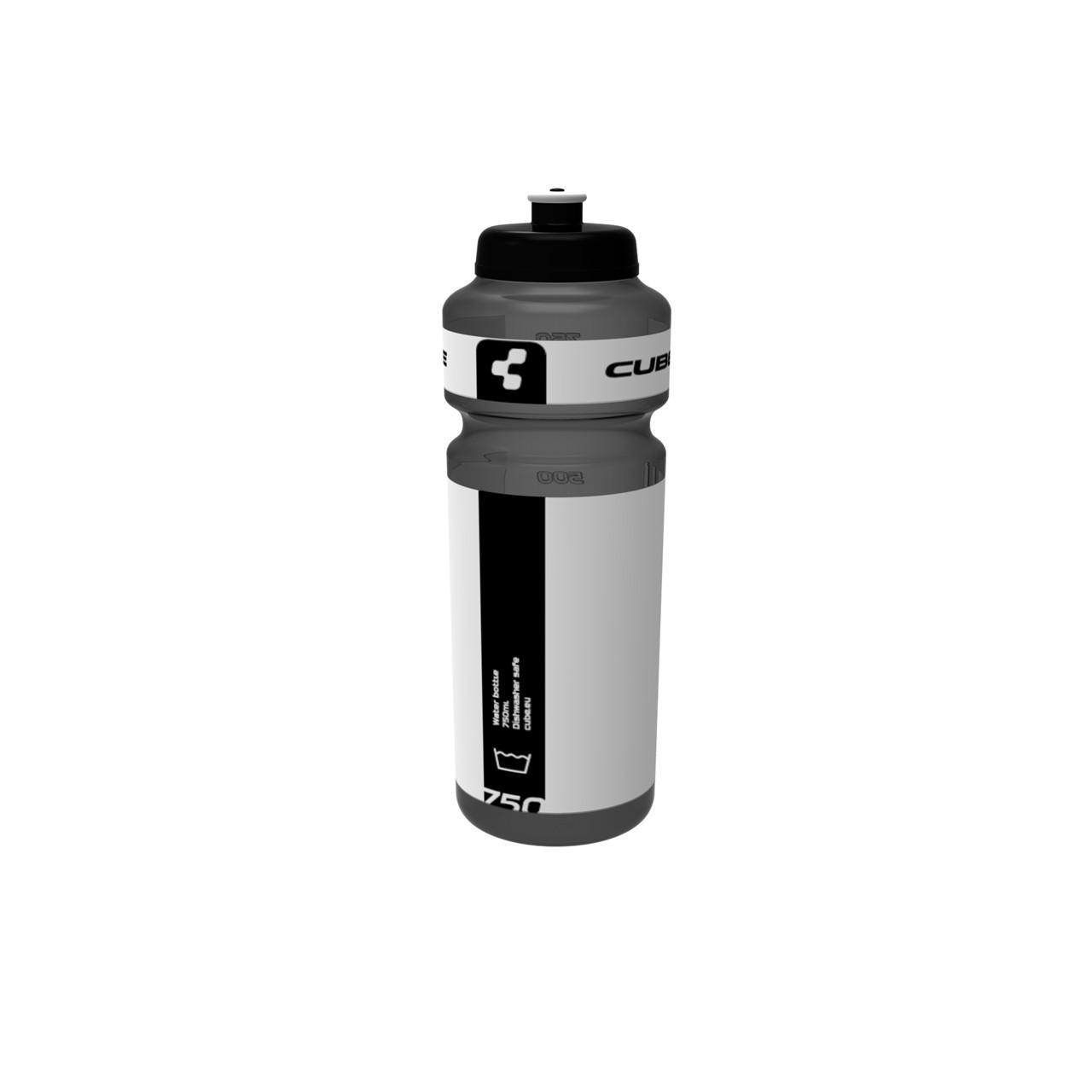 Cube Flaske (Sort, 0,75 Liter) Cykel Tilbehør