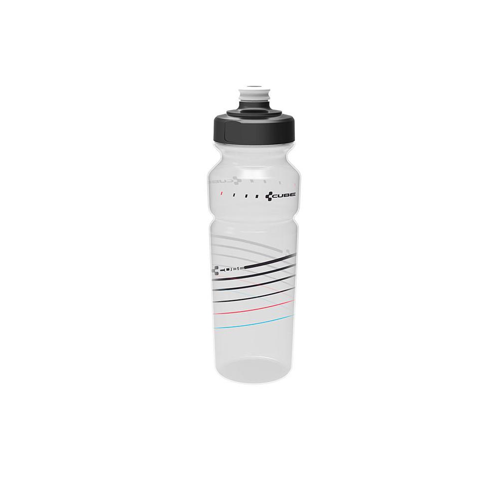 Cube Flaske (Klar, 0,75 Liter)