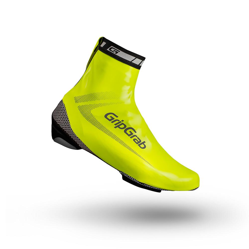 Køb Grip Grab RaceAqua Hi-Vis Vandtæt Skoovertræk
