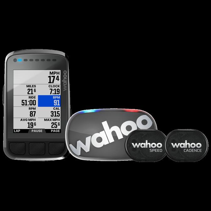 Køb Wahoo ELEMNT Bolt Bundle V2 GPS Computer
