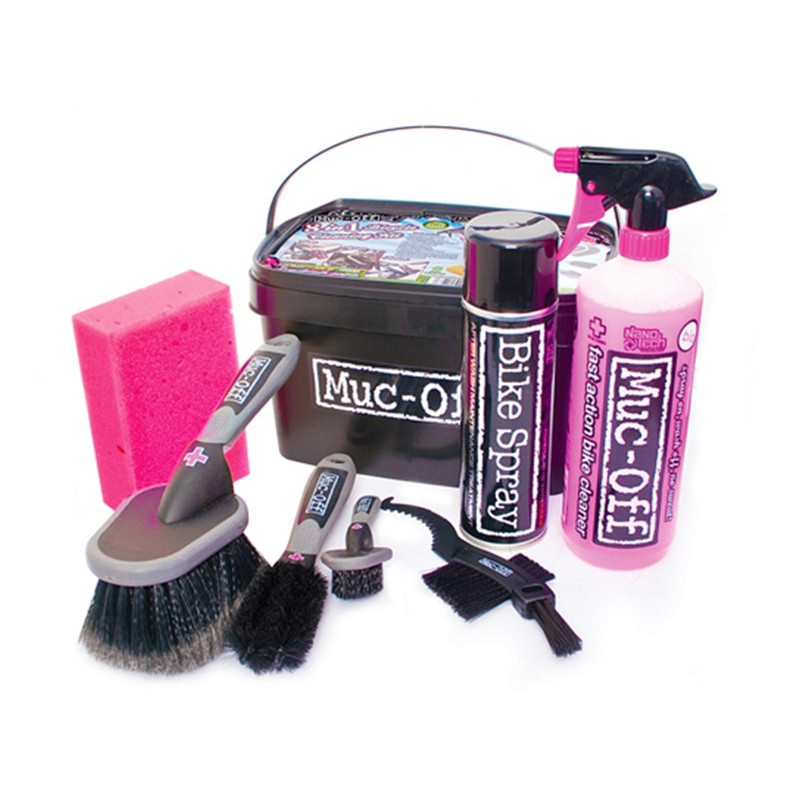 Muc-Off 8 In 1 Bike Cleaning Kit Cykel Tilbehør