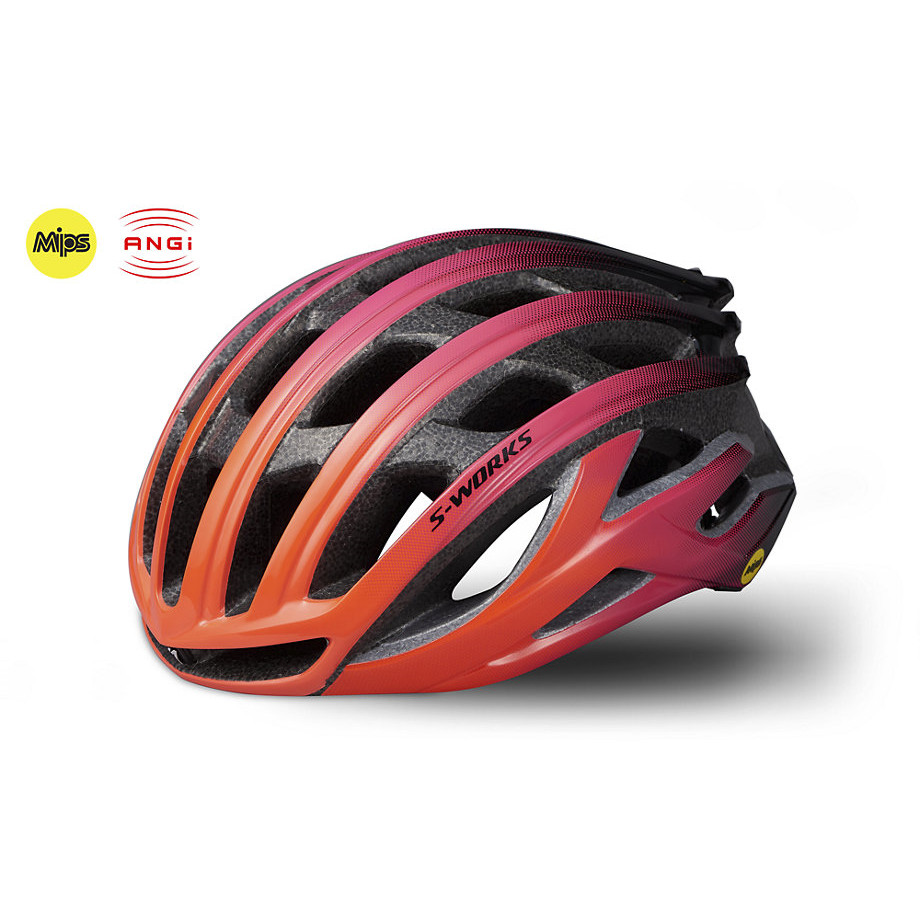 Specialized S-Works Prevail Ii Angi Mips > Specialized||> Specialized Cykelhjelme
