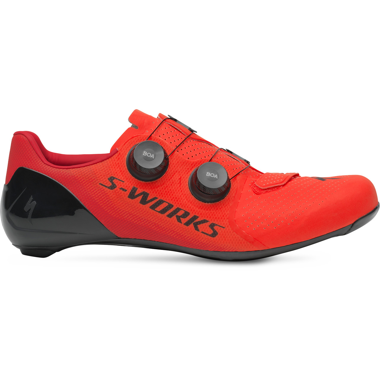S-Works 7 Road (Rocket Red / Candy Red, 48) Cykel Tilbehør