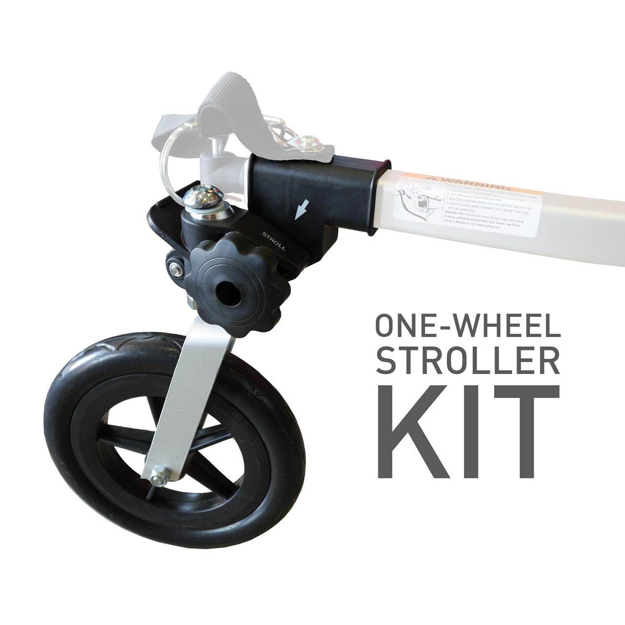Billede af Burley Klapvogns Kit 1-hjulet