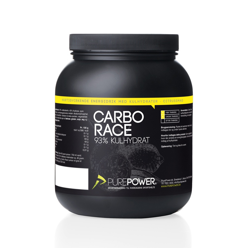 PurePower Carbo Race 1,5 kg