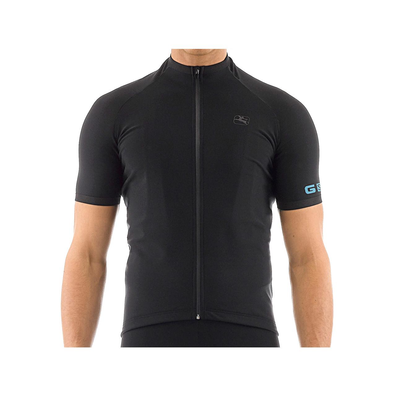 Cykler Giordana Jersey G-Shield Kortærmet (Sort, L) Cykel Tilbehør