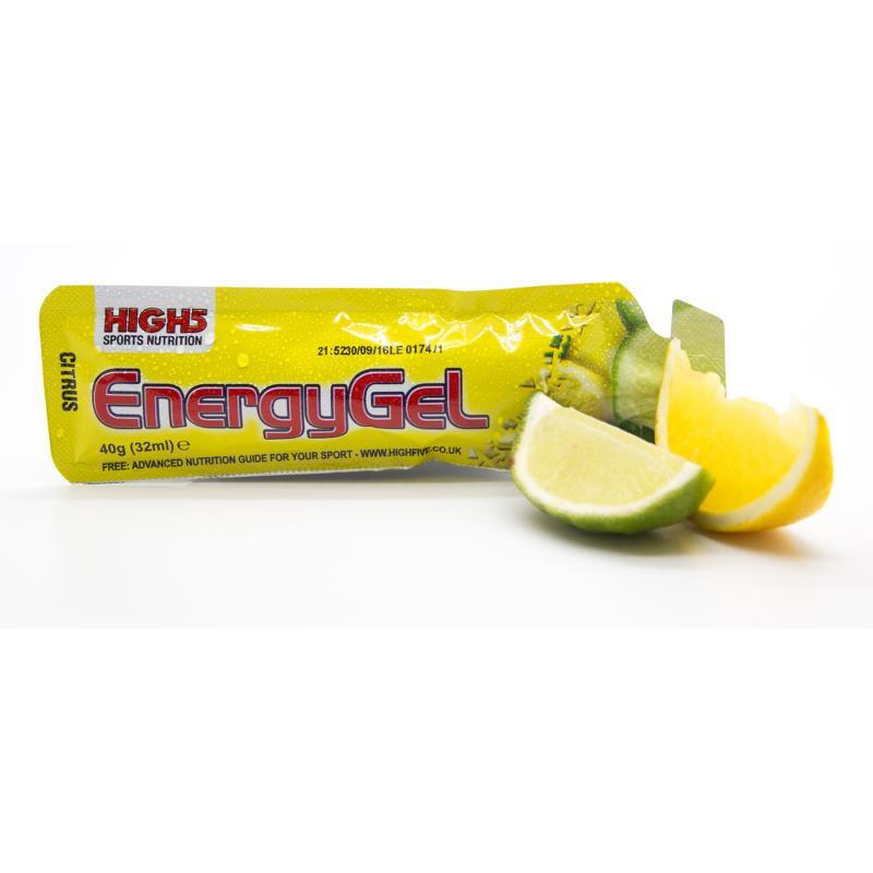 Image of High5 EnergyGel - 20 stk