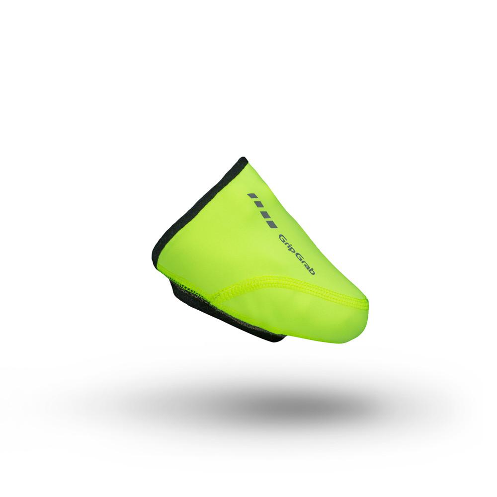 Cykler Grip Grab Toe Cover Hi-Vis (Fluo Yellow, S/M) Cykel Tilbehør||||||Cykeltøj||Grip Grab||Cykelbeklædning